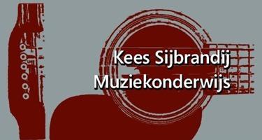 Logo Kees Sijbrandij Muziekonderwijs